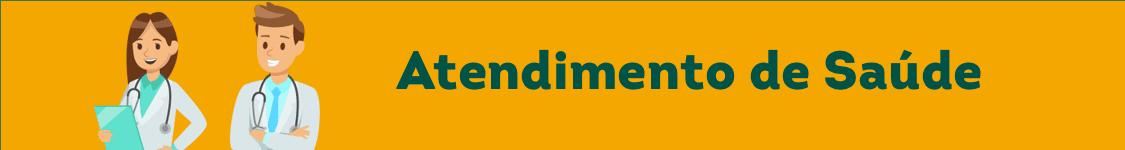 Banner Atendimento de Saúde