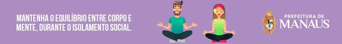 Atividades terapêuticas para você manter sua saúde em dia sem precisar sair de casa.
