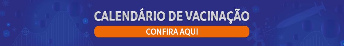 Banner calendário de vacinação